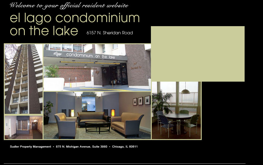 El Lago Condominium on the Lake